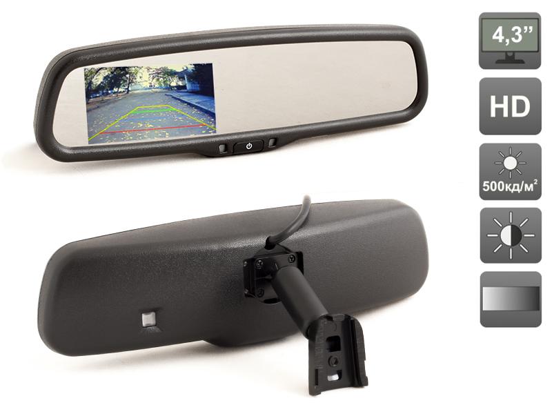 автомобильный видеорегистратор t639 с выносной камерой