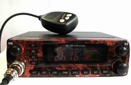 MEGAJET MJ3031M  РАЦИИ MEGAJET  radio16ru
