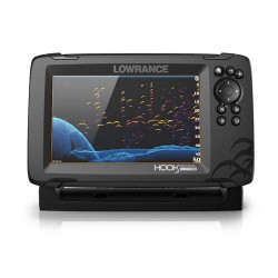 -картплоттер LOWRANCE REVEAL 7 HDI