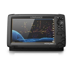 -картплоттер LOWRANCE Hook REVEAL 9 TRIPLESHOT (000-15531-001)