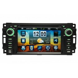 Navipilot Droid Jeep Commander 2007-2013