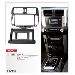"CARAV 11-339 TOYOTA Land Cruiser Prado (150) 2009+ (with 4.2"" display) Руль справа"
