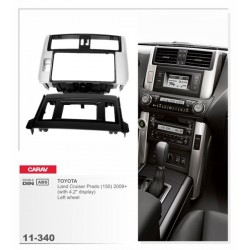 "CARAV 11-340 TOYOTA Land Cruiser Prado (150) 2009+ (with 4.2"" display) Левый руль"